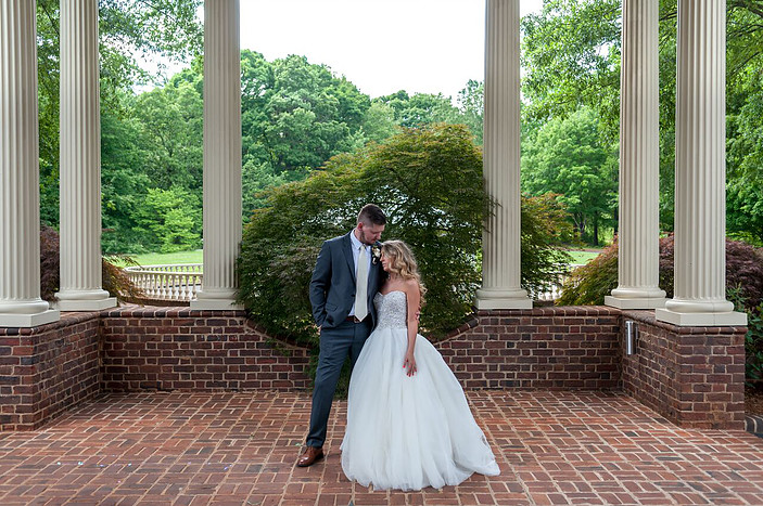 Wedding Photography in Lake Norman, North Carolina